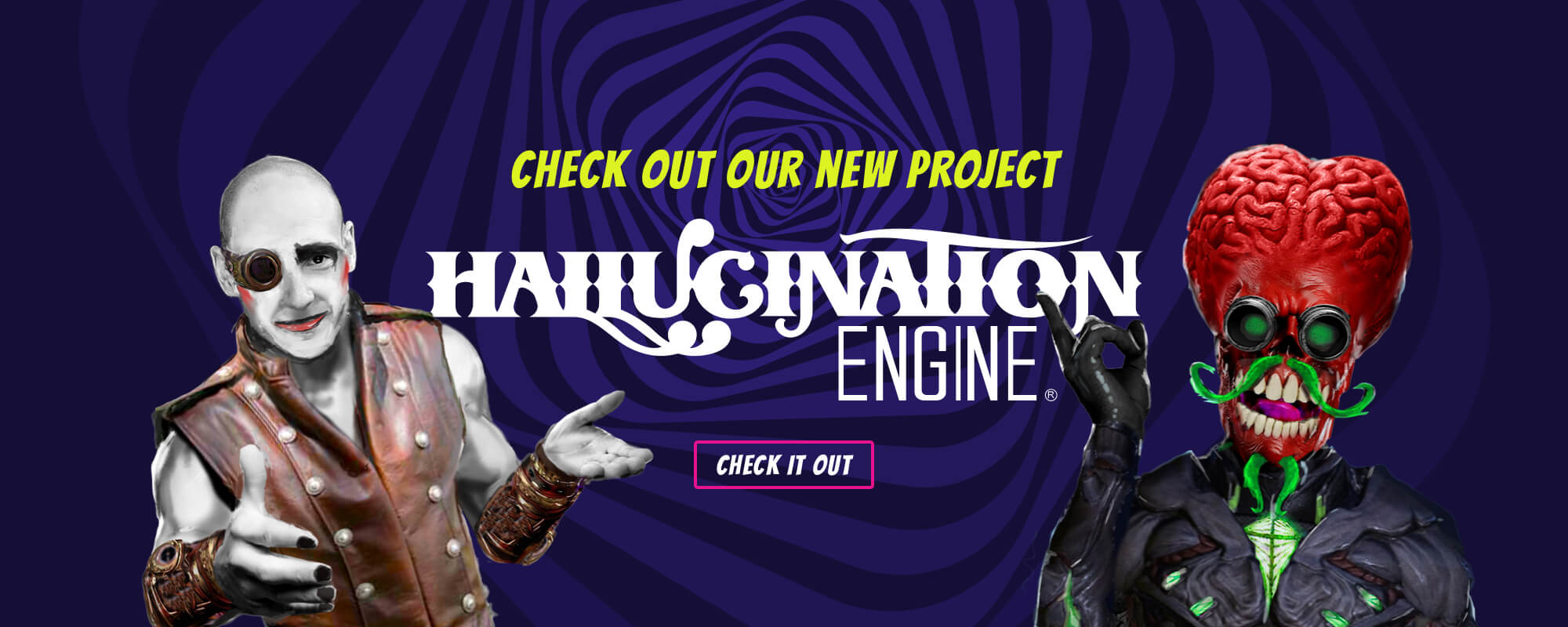 Hallucination Engine Promotion